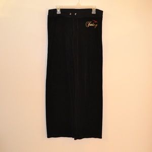 Juicy couture jogger pants